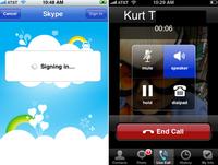 Skypeforiphone