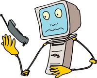 Robottechsupport