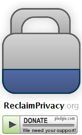 Reclaimprivacy
