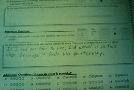 Teacherevaluation
