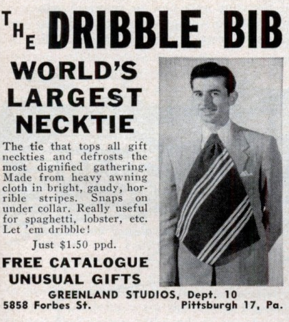 Dribblebib