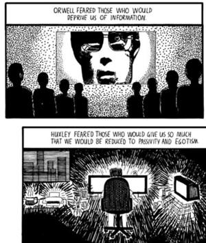 Huxleytoomuchinformation