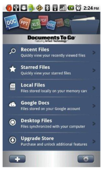 Documents to Go is today's free app from Amazon - Android Central