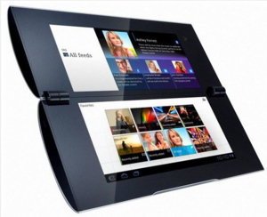 Sony Tablet P Lands in UK, Available for PurchaseAndroidGuys