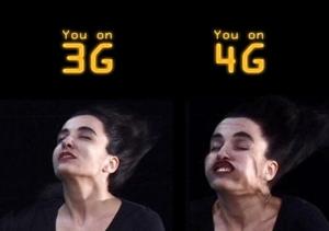 3G versus 4G