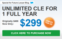 Lawline.com UCLE Special Offer