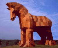 Trojan horse - Google Images