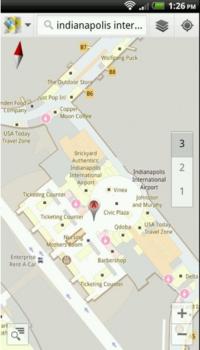 Indoor maps