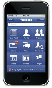 Facebook hires former Apple employees, still working on a 'Facebook phone' - GadgeTell