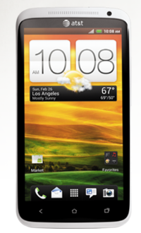 HTC One X™ (AT&T)
