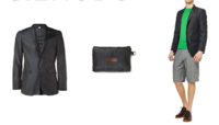 Classy or Not Classy- A $450 Polyester Burberry Blazer That Folds Into Its Own Pouch