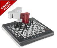 The Robotic Chess Companion - Hammacher Schlemmer
