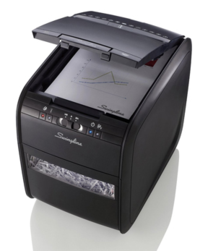 Swingline Stack-and-Shred 80X Paper Shredder Review