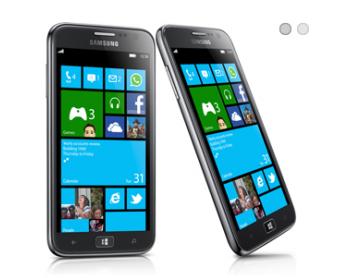 Samsung introduces first Windows Phone 8 device - ZDNet