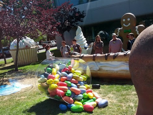 Jelly Beans spilled at Bldg. 44 - Android Central
