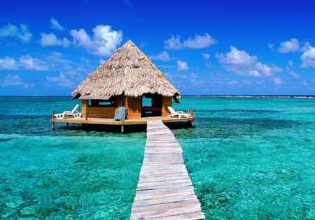 Glover's Atoll Resort - Daily Escape - Travel Channel