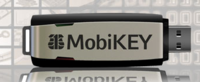 MobiKEY- Portable Identity Validation Device - Route1 Inc.