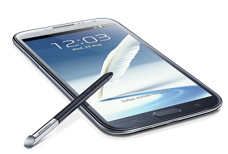Samsung Updates Galaxy Note Phablet - Personal-tech-smart-phones - Smart Phones - BYTE