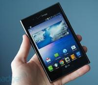 LG Intuition review- Optimus Deja Vu with a Verizon LTE twist -- Engadget