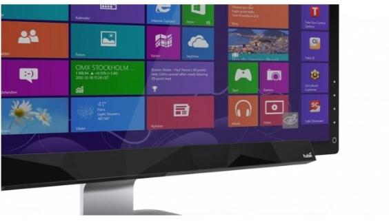 Windows 8 eye tracking