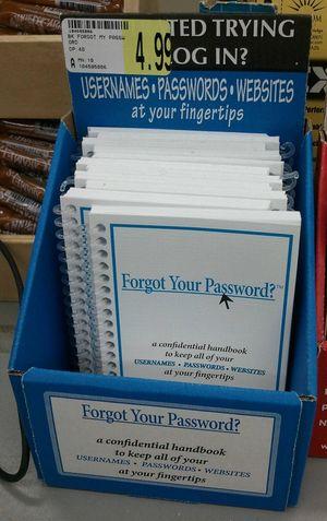 Passwordbook