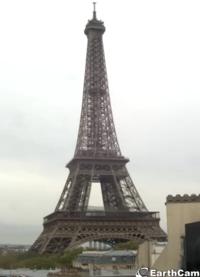 EarthCam - Eiffel Tower Cam