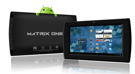Matrix One, an ICS tablet for just $59.99