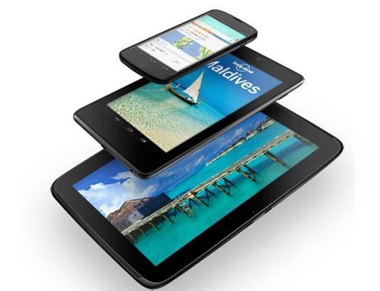 Samsung Nexus 10 officially announced