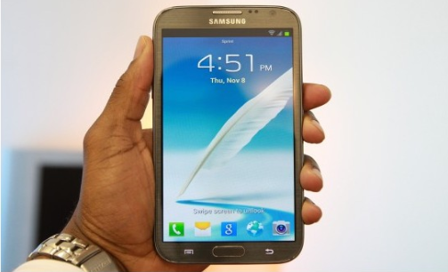 Galaxy note ii (2)