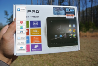 Unboxing the D2 Pad Android 4.1 Tablet from Big Lots   GadgeTell