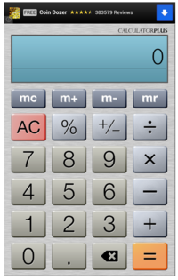 Calculator Plus   finally  the Android calculator we ve been waiting for  Freeware    The Red Ferret Journal