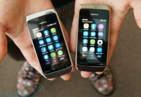 Hands-on with Nokia's Asha 308 and 309 (video) -- Engadget