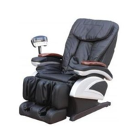 Factory Direct Wholesale - Electric Full Body Shiatsu Massage Chair Recliner w-Heat Stretched Foot Rest 06C