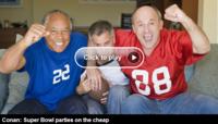 I hate  hate Super Bowl parties   CNN.com