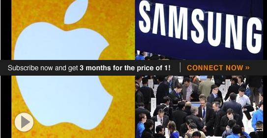 U.S. Judge Reduces Apple Award in Samsung Lawsuit   WSJ.com