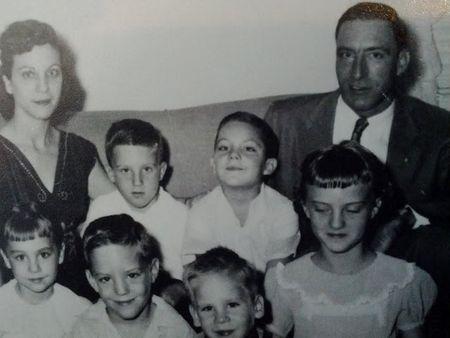 Family circa 1955