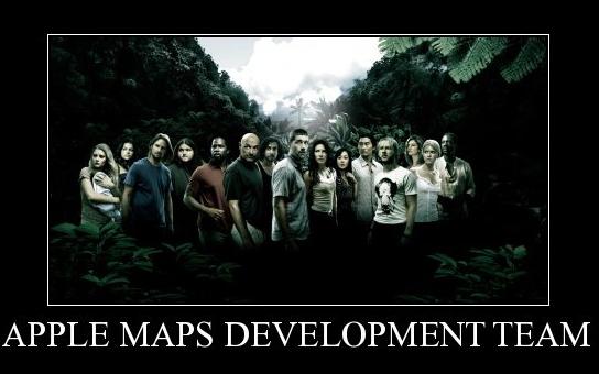 Applemapsdevelopmenttea