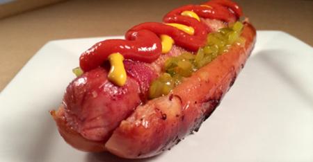Hotdogsausagebun