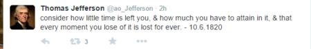 Jefferson time