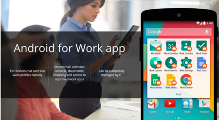 Androidforwork