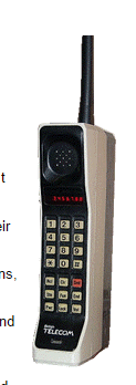 1985 cell phone