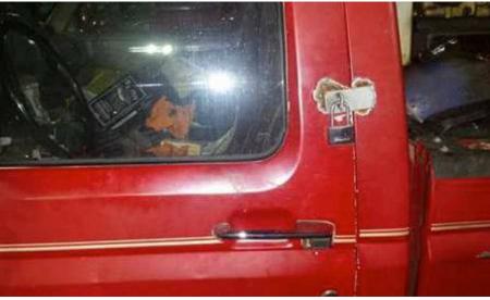 Redneckdoorlock
