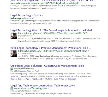 Legaltechnology