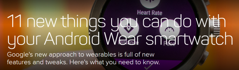 Androidwear2.0newthings