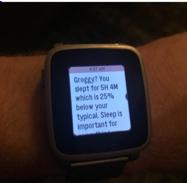 Smartwatchcreepy