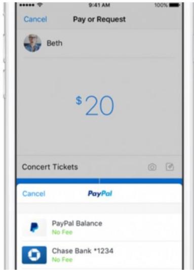 Futurelawyer: Facebook Friends - I Can Now Send You Money