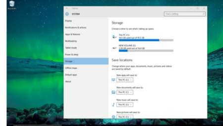 Windowsspace