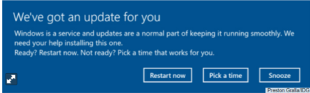 Windows10 creator update
