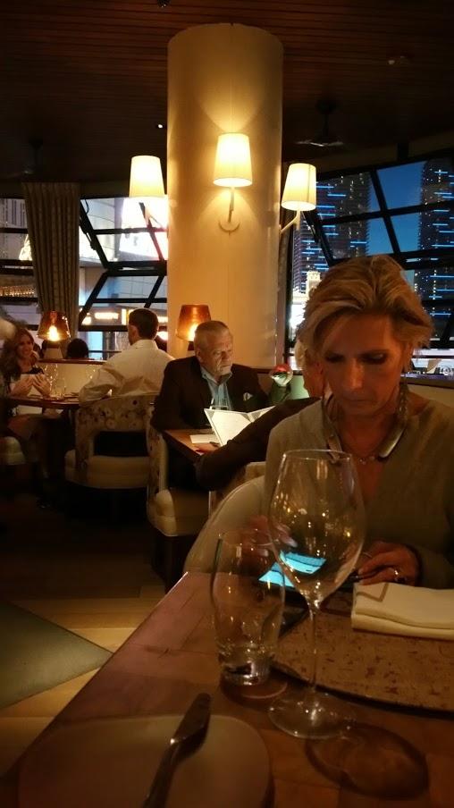 Dinner at Giada
