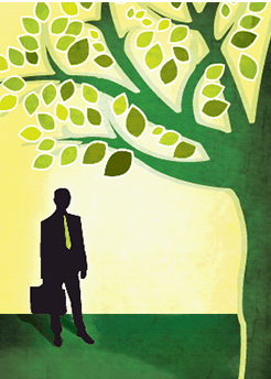 Green corporations